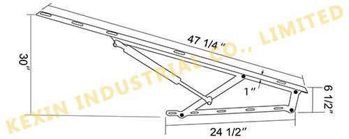 bed-lift-mechanism-1200mm
